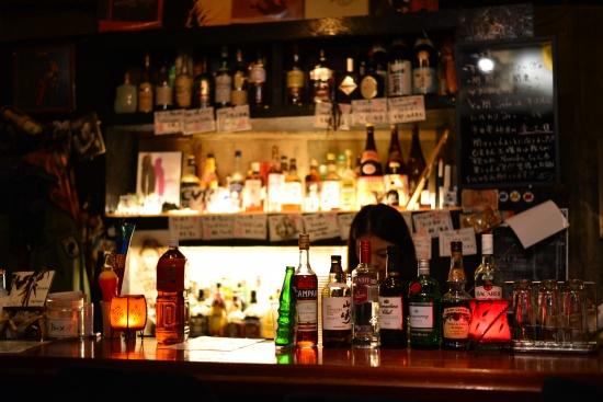 福井市片町 Bar Jake