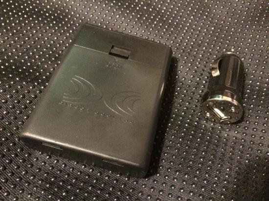 エアロシート 電池ボックス