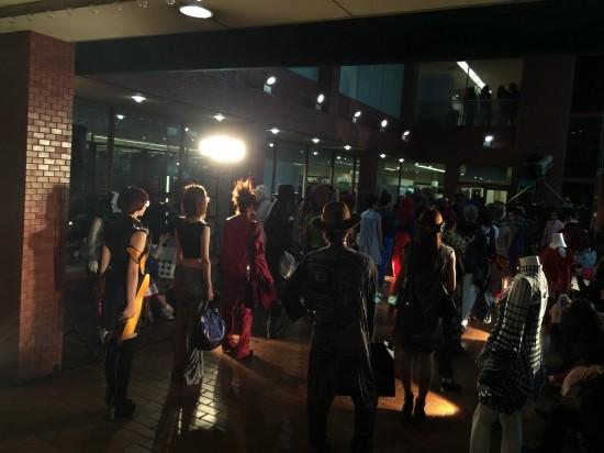 福井の匠ファッションショー