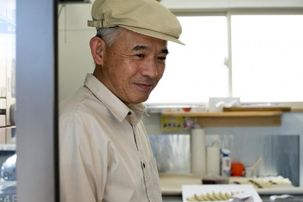 パイ工房 KOUオーナー橋本さん