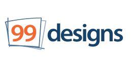 99designsのロゴ