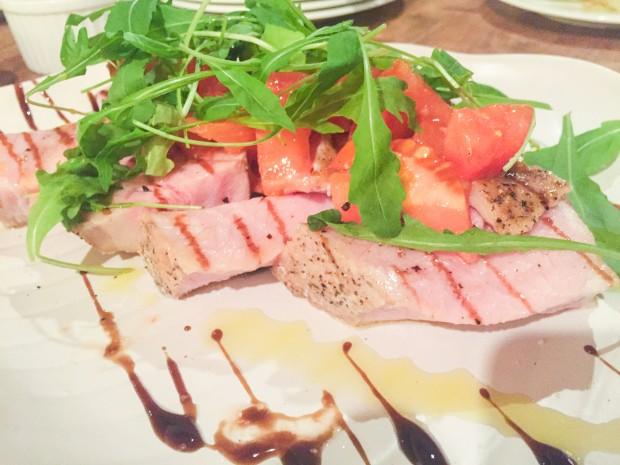 鯖江のイタリア料理店PUNTOのお肉