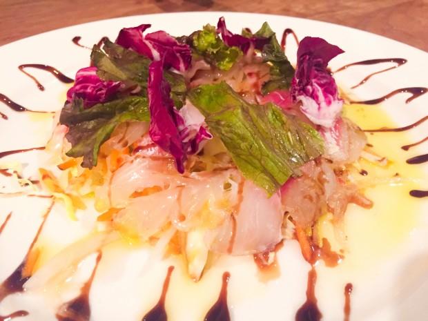 鯖江イタリアンPUNTOの前菜