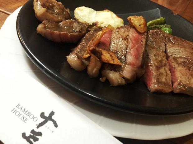 ステーキ十三お肉250g