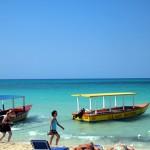 ジャマイカでダイビング