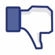 Facebook Not Like!