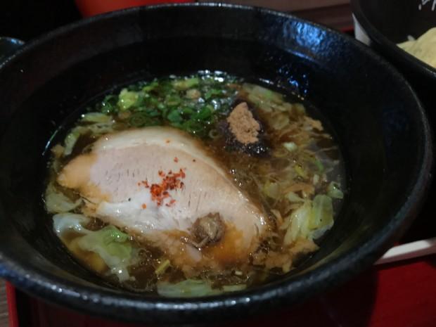 鯖の江つけ麵